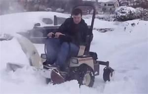 Grasshopper Zero Turn Mower Snow Removal Attachments