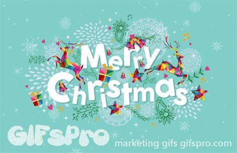 christmas gifs  merry christmas contemporary greeting