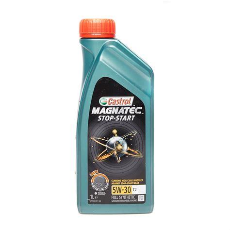 auto öl 5w30 1l car engine 1 litre 5w30 c2 fully synthetic castrol magnatec stop start ebay