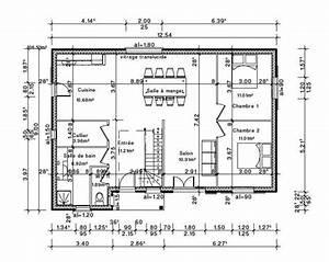 plan d39habitation modele val d39oise With exceptional creer un plan de maison 4 maison americaine