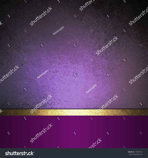 Abstract Black Ribbon Black Background Design by Abstract Purple Background Black Design Vintage Stock