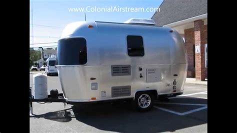 airstream sport  bambi small camper vintage style