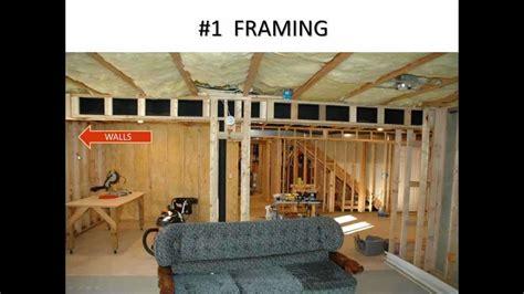 finish  basement   housing forum