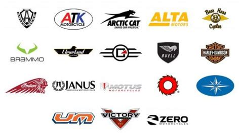 Usa Motorcycle Brands