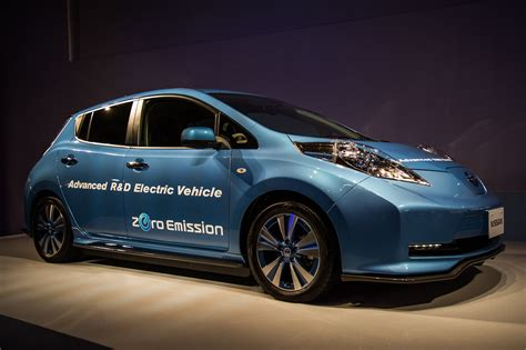 Battery Breakthrough To Boost Nissan Electric Cars To One