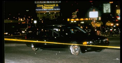 Crime Scene In Las Vegas