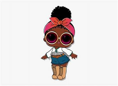 Lol Surprise Doll Foxy Clipart Transparent Clipartkey
