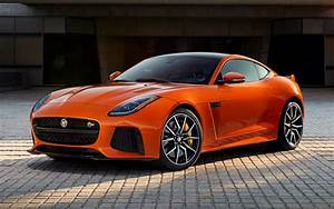 2016 Jaguar F-Type SVR Coupe (US) - Wallpapers and HD