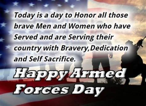 happy armed forces day quotes  military appreciation
