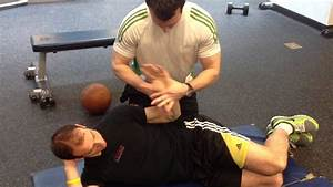 Concentric Manual Resistance Rotator Cuff Training With Stabilizations