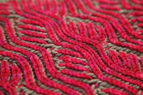 two color brioche stitch brioche knitting inspiration craftsy project spotlights