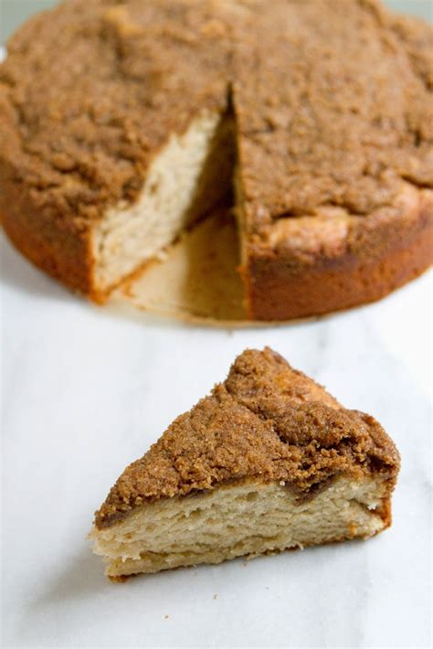 If you used a cake pan, loosen the edges of the cake pan with a you'll also love. Little Market Kitchen: Cardamom Coffee Cake