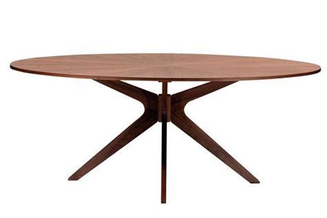 Ovaler Tisch Mit Mittelfuß by Tisch Oval Masssivholz Esstische Ovaler Tisch