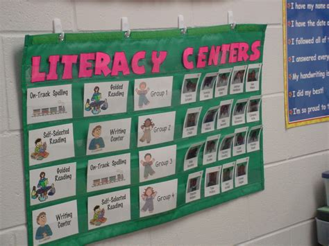 learning centers research