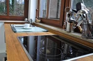 Arbeitsplatte Küche Eiche : zwinz umbau einrichtung k che arbeitsplatte eiche massiv ~ A.2002-acura-tl-radio.info Haus und Dekorationen