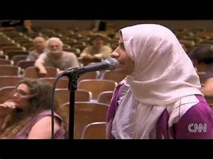 Emotions Run High As Cultures Clash (NY, USA) - YouTube