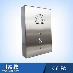 China Commercial Elevator Phone  Residential Lift Phone