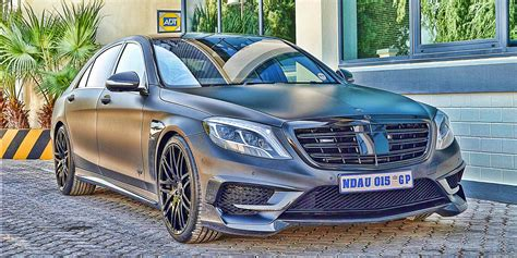 10 Best And Craziest Brabus Mercedes-Benz Cars Ever Made