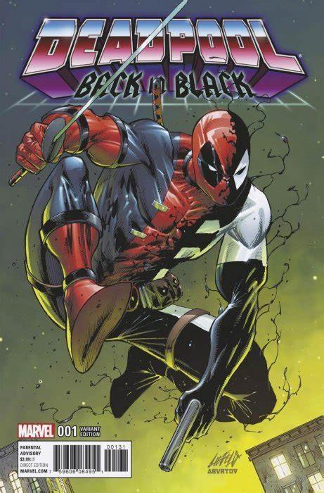 Deadpool: Back in Black 1 (Marvel Comics) - ComicBookRealm.com