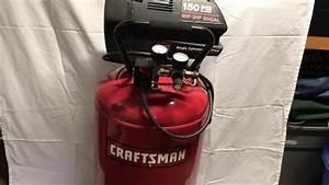 Craftsman 30 Gallon Air Compressor