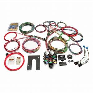 Painless Wiring 10104 21 Circuit Gm Pickup Chassis Wiring Harness