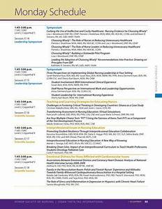 43rd Biennial Convention Program by Sigma Theta Tau ...