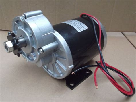 Motor Electric 24v by 450w Electric Motor 24v Bike Scooter 24 Volt Gear Unite