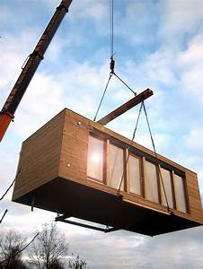 Container Anbau An Haus : mini h user nat rlich wohnen im holz fertighaus neubau hausideen so wollen wir bauen ~ Indierocktalk.com Haus und Dekorationen