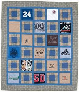 17 best images about t shirt quilts on pinterest baby With t shirt quilt template