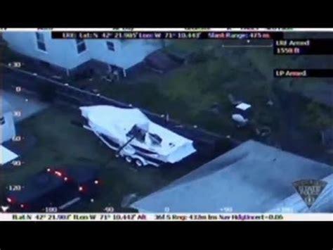 Raw Video Dzhokhar Tsarnaev Moment Of Capture - YouTube