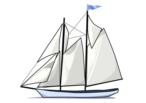 Animated Boat Pictures