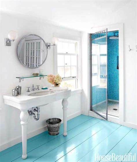17 best ideas about painted bathroom floors on