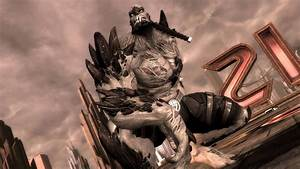 Doomsday's Blackest Night costume in Injustice: Gods Among Us