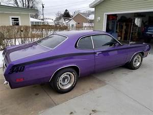 1971 Plymouth Duster 340 Wedge 4 Speed Manual Transmission