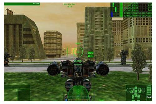 mechwarrior 4 mercenaries mtx baixar without