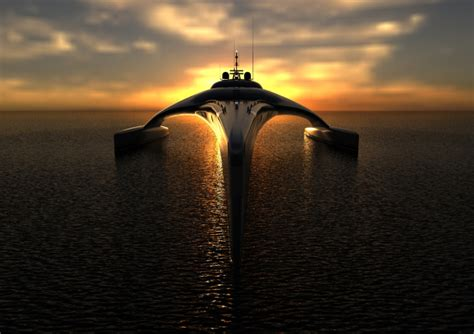 Trimaran James Bond by Woof Clan Bf 2142 Skyrim James Bond Batman Boat Is