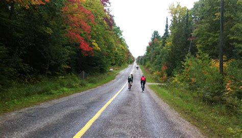 guide  cycling  st joseph island northern ontario