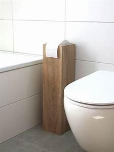 Wc Rollenhalter Stehend : die besten 25 toilettenpapierhalter stehend ideen auf pinterest waschtisch holz stehend ~ Orissabook.com Haus und Dekorationen