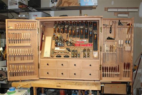 Wooden Tool Storage Cabinet Plans by Build Diy Woodworking Tool Storage Cabinet Plans Wooden