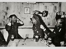 Chilling photos of Nazis having the time of their lives in
