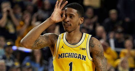 charles matthews    michigans  big ten contender