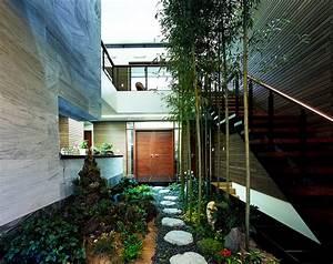 Jardin Japonais Interieur : jardin japonais 30 id es pour cr er un jardin zen japonais ~ Dallasstarsshop.com Idées de Décoration