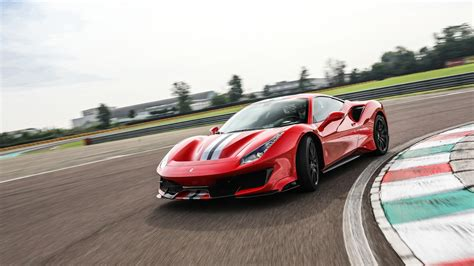 wallpaper ferrari  pista  cars supercar cars