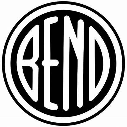 Bend Oregon Circle Sticker Clipart Stickers