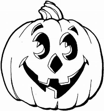 Halloween Pumpkin Coloring Pages Cartoon Printable Coloring4free