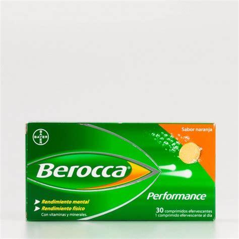 Berocca performance test