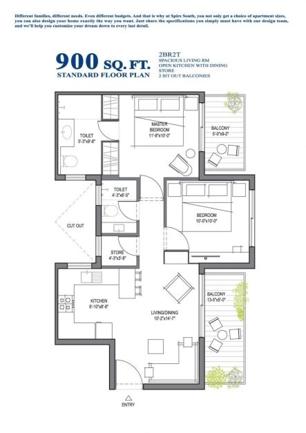 sq ft house plans north facing house floor plans