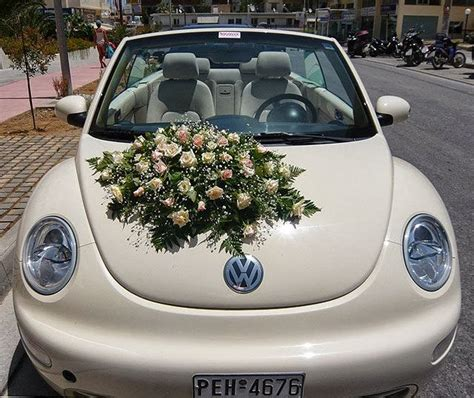 Link Camp Wedding Car Flower Decoration Collections 2013 (5