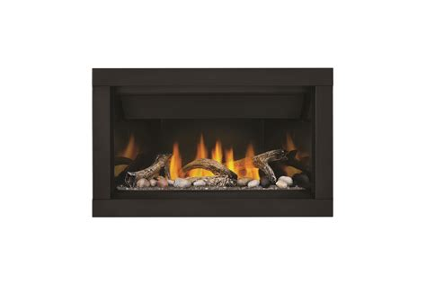 napoleon ascent linear  gas fireplace fireside