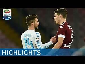 Serie A Tim : napoli torino 5 3 highlights giornata 17 serie a tim 2016 17 youtube ~ Orissabook.com Haus und Dekorationen